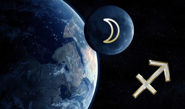 Полнолуние 9 июня - Черная Луна в Стрельце: будьте очень внимательны