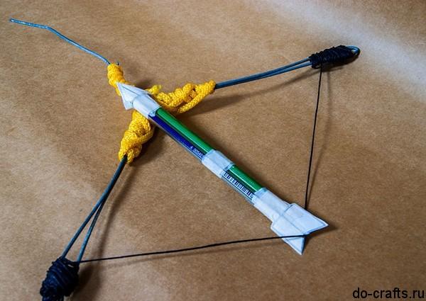 Как сделать стрелы по попроще