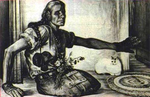 Художник Геннадий Добров и его Автографы войны
