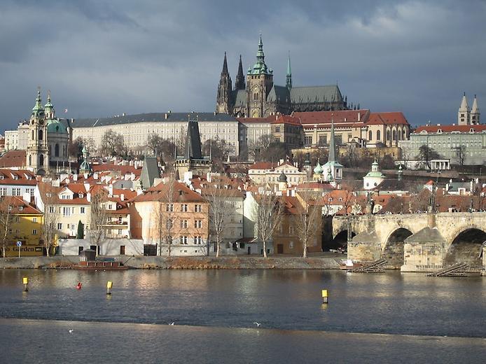 Прага: фото достопримечательностей, описание