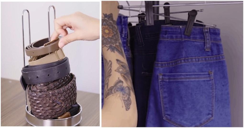 Правильная организация гардероба: использование привычных вещей чуточку иначе