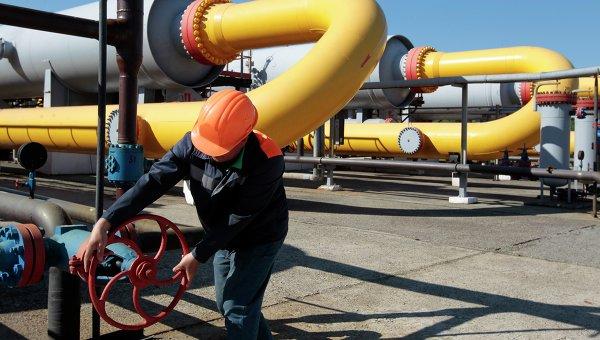 Венгерская FGSZ приостановила поставки газа на Украину