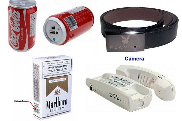 Находка для шпиона: обзор маленьких скрытых камер с большими возможностями