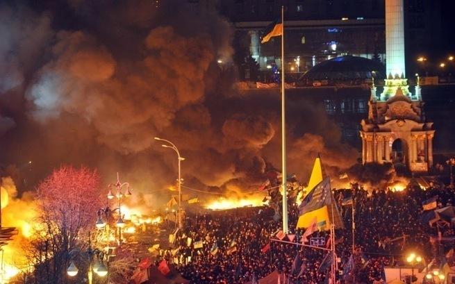 Украина и «день героев небес…