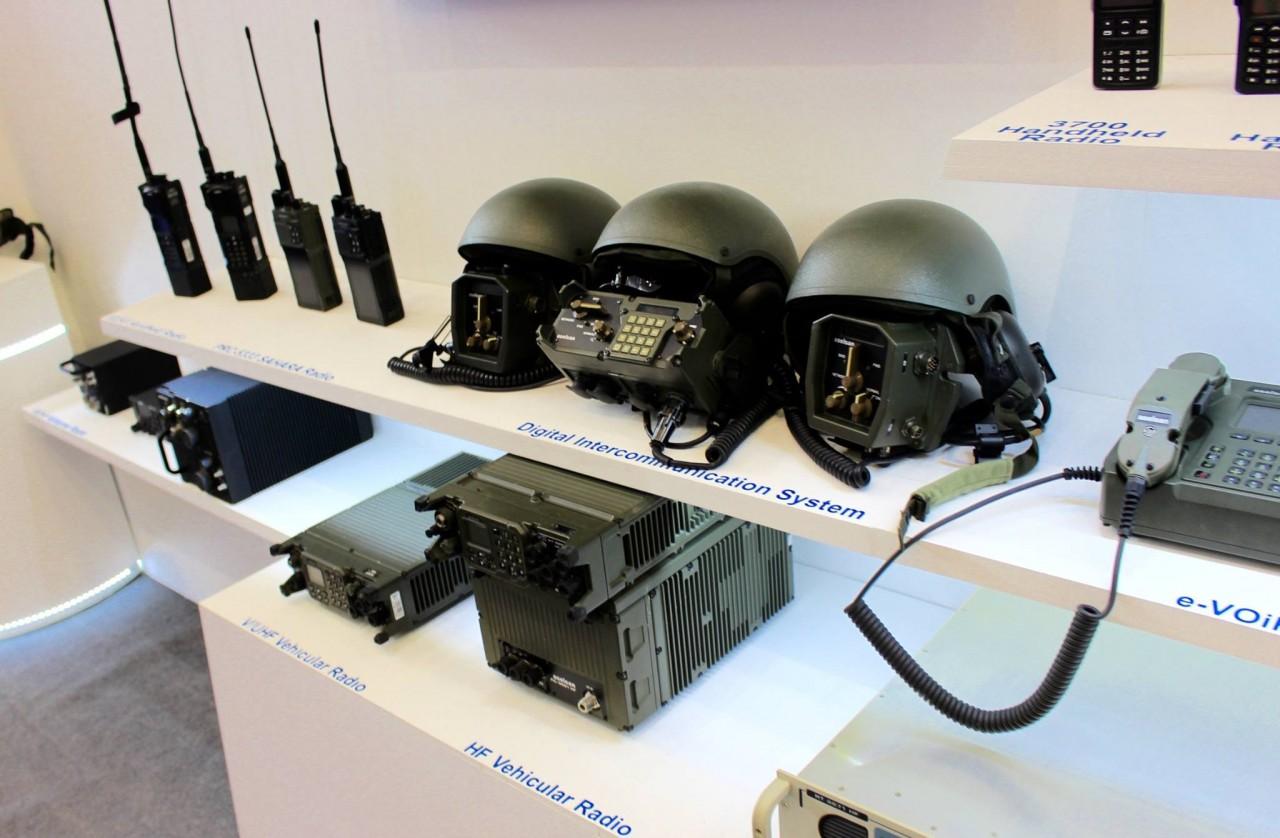 Украина закупает системы тактической УКВ-радиосвязи турецкой компании Aselsan