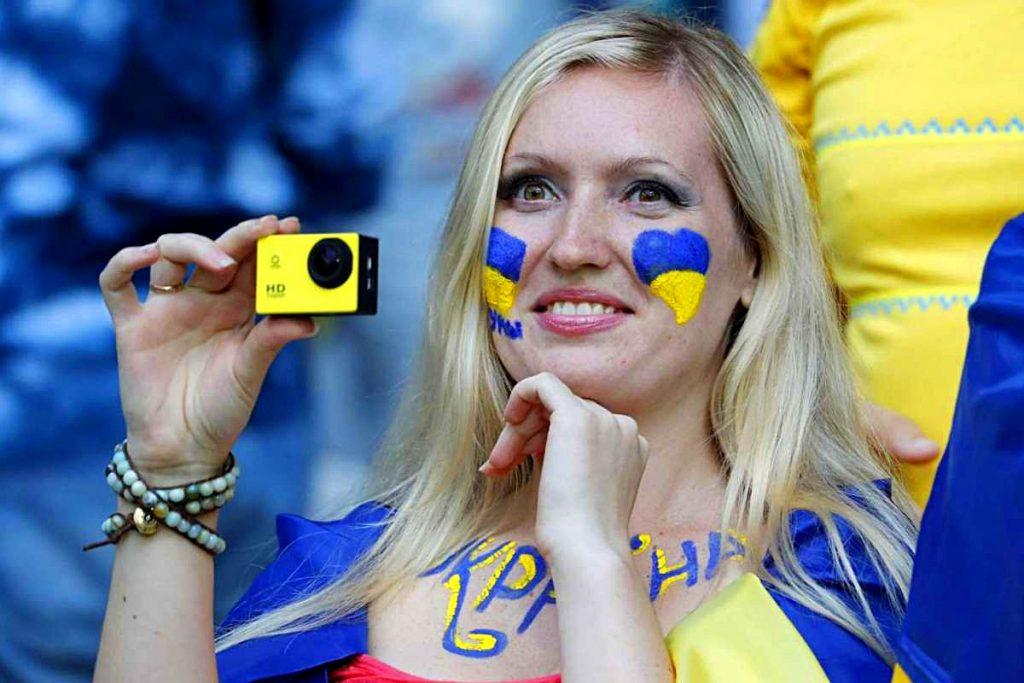 Украинка сравнила Европу и Р…