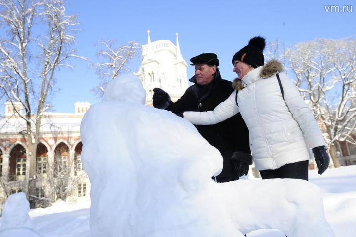 До минус 18 градусов похолодает в Москве