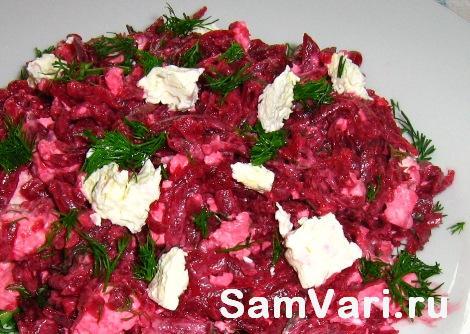 скорый салат