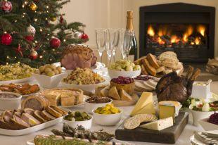 Суп из рябчиков и клюквенное пирожное. Старинные блюда на Старый Новый год