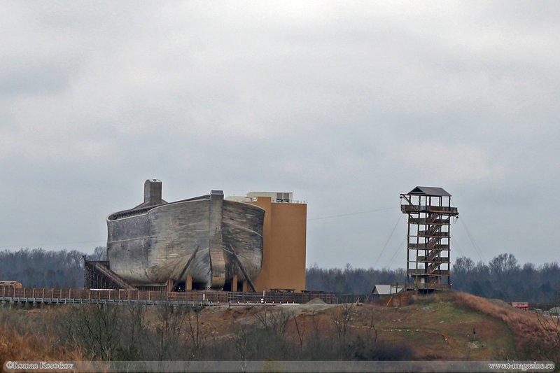 В США построили Ковчег Ноя (26 фото + 1 видео)