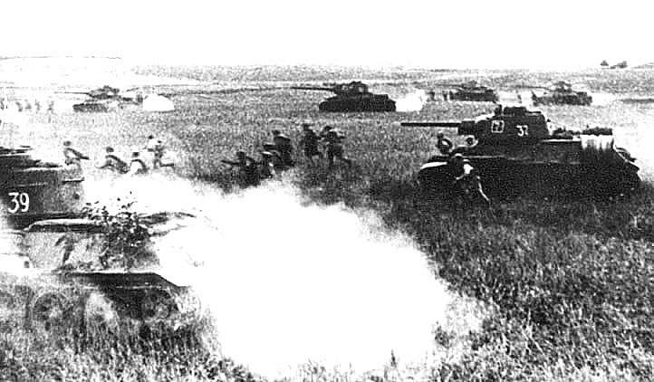 Прохоровская трагедия советских танкистов (окончание)