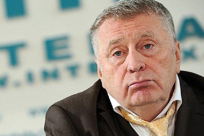 Жириновский захотел взыскать…