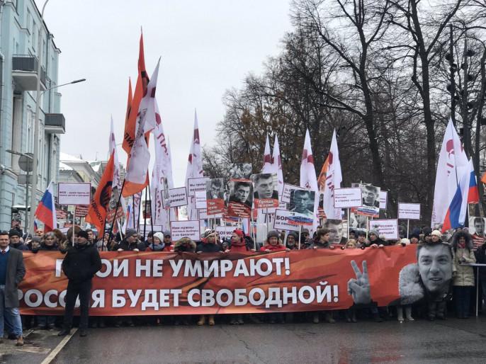 Шиза и бандеровщина на московских улицах