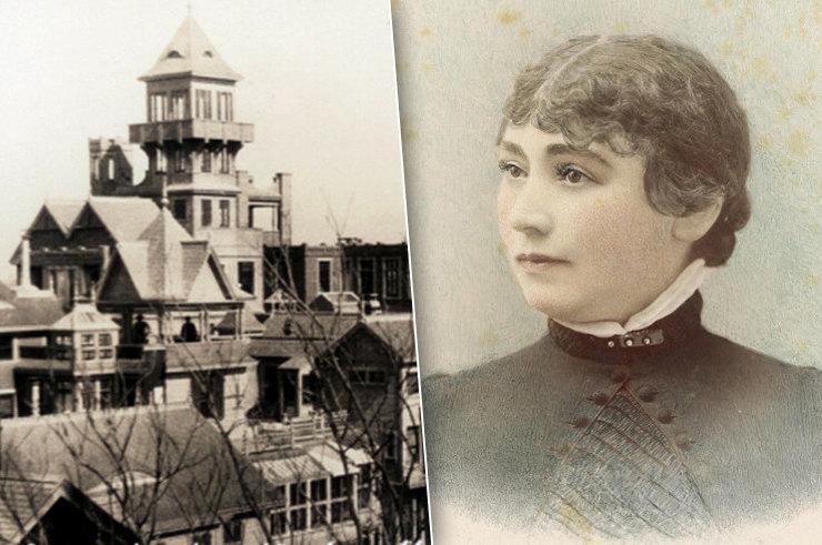 Ружья, призраки и слезы: проклятие вдовы Винчестер