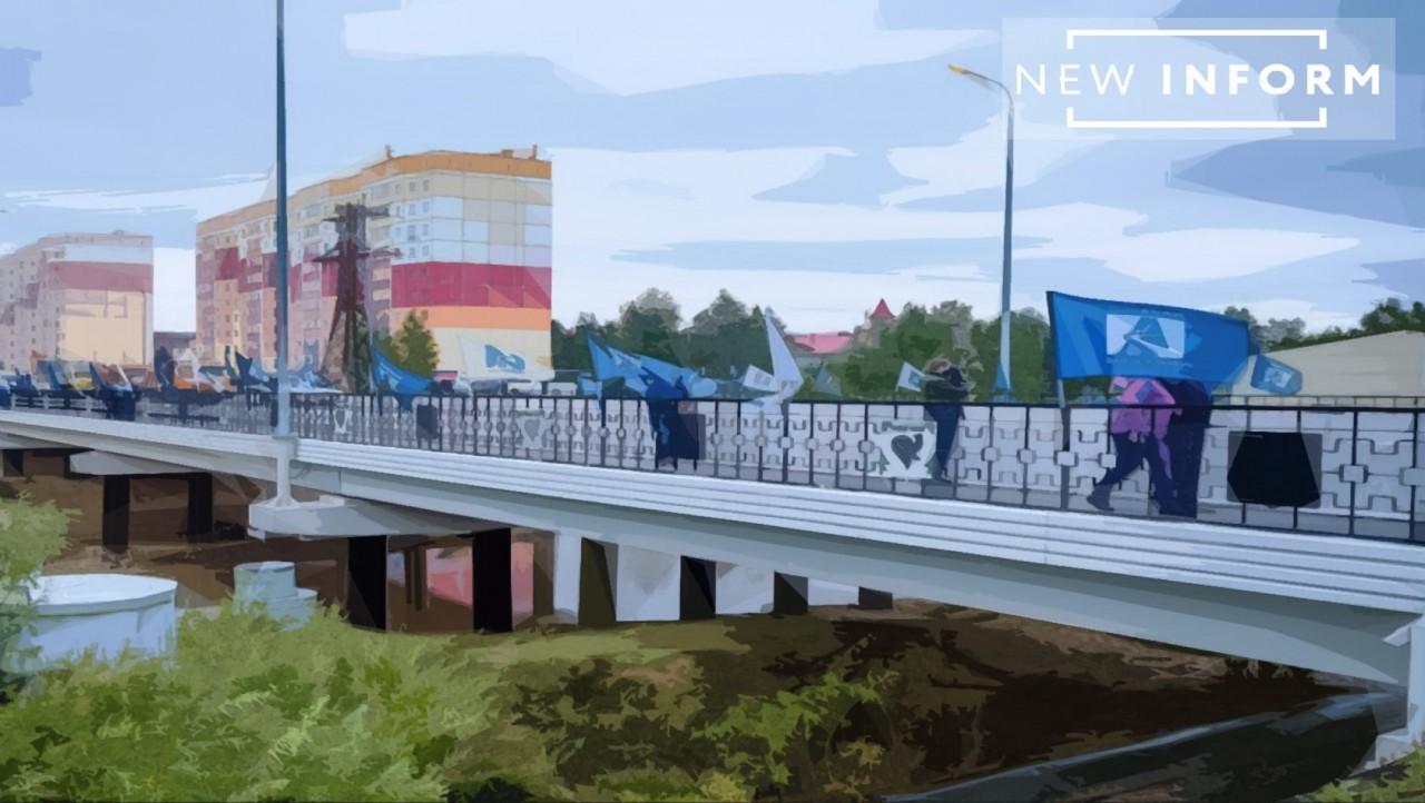 Новый масштабный проект: мост в Мегионе запущен в эксплуатацию