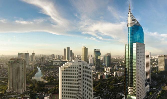 Джакарта, Самый большой город в мире
