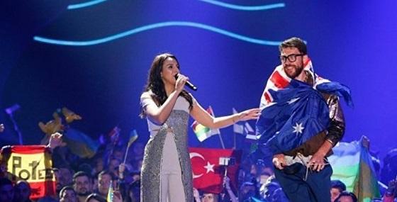 Оголившийся на «Евровидении» пранкер: Я сделал Джамале одолжение