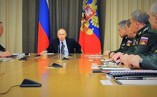 Путин о размещении ПРО США в…