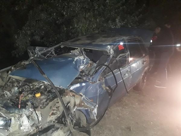 ДТП в Крыму: нетрезвый водит…