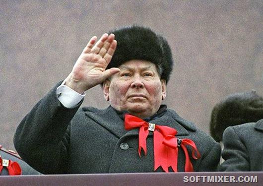 Черненко. История самого стр…