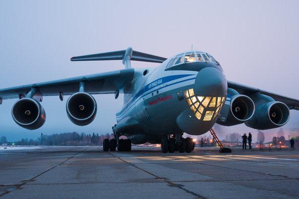 Модернизированный Ил-76МД-90А будут строить быстрее и состыковывать точнее