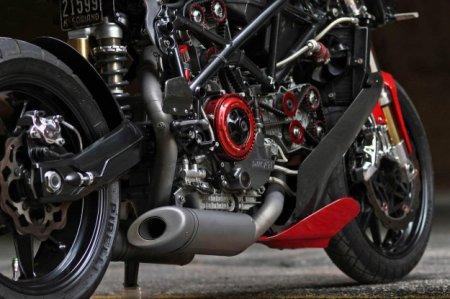 Фантастический Ducati 749 - Фото 4