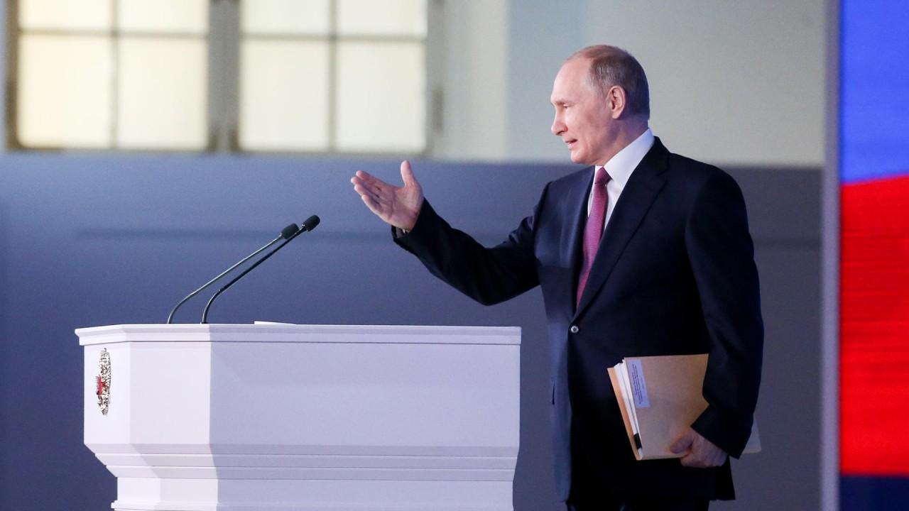 Послание Путина 2019 - водопад новых обещаний. Большинство ненавидит власть