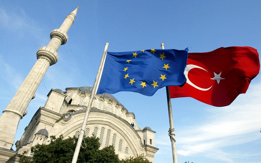 Турция обиделась на заявление о вступлении в ЕС к 3000 году