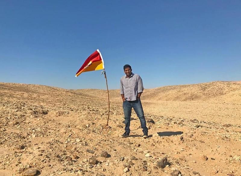 Он нашёл ничейную землю в Африке и провозгласил себя королём