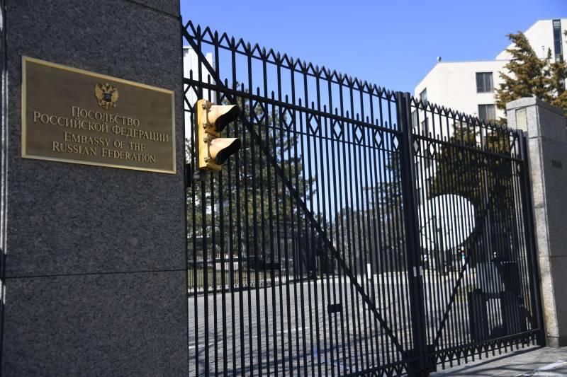 Посольство РФ ответило на требование США освободить украинских «политзаключенных»