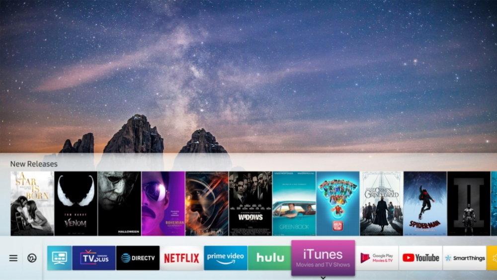 Samsung представила смарт-телевизоры с необычными функциями