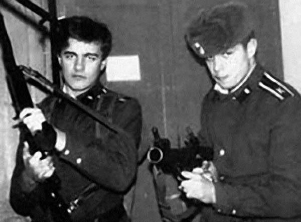 Михаил Пореченков армия, знаменитости, фото