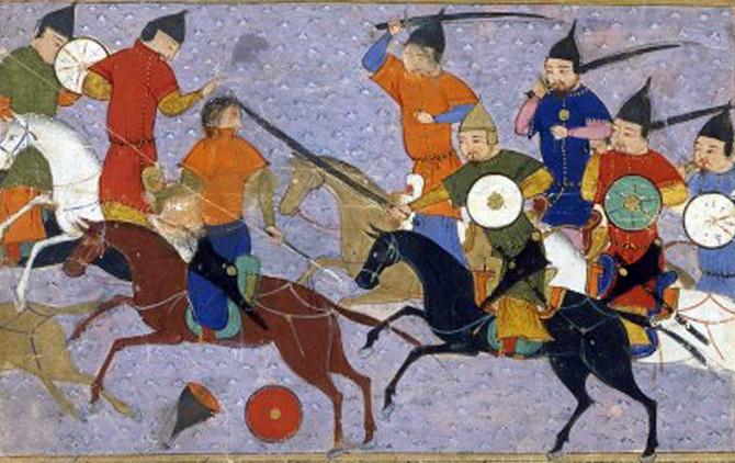 Что спроизошло с монголо-татарами