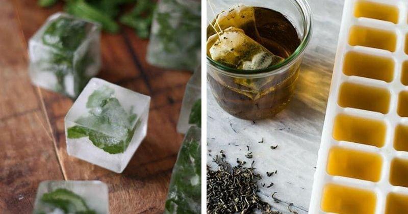 Бьюти-секрет наших бабушек: умывание кубиком льда + 7 быстрых рецептов