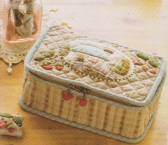 Как сделать учебник швейный набор сумка иглы книги msirisook, $ 5.00