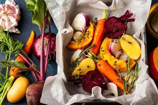 Пост - не унылое голодание, а праздник овощей и легкого полезного питания