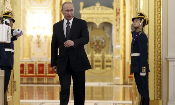 Bloomberg: Путин в шаге от «мечты десятилетия»