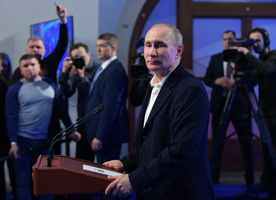 Сирийские успехи: на Западе признали эффективность стратегии Путина по борьбе с ИГ