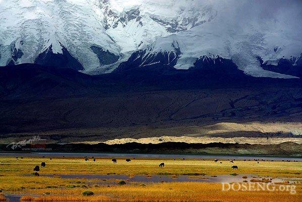 Горные пейзажи поднебесной (48 фото)