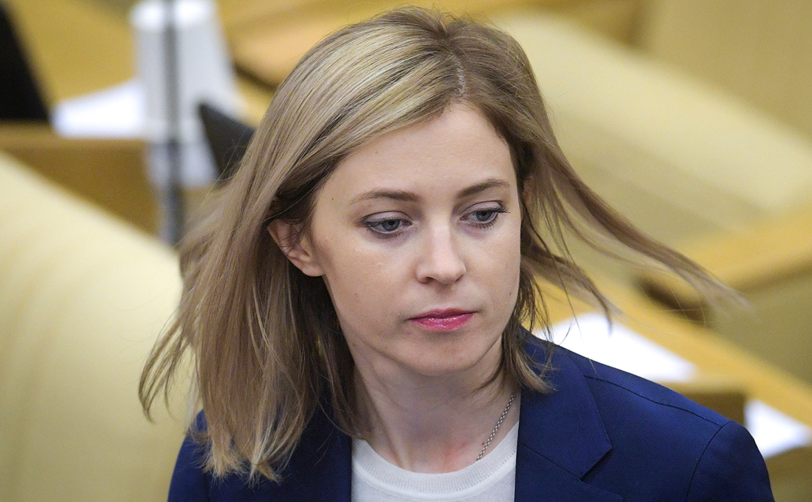 """Наша Наташа: Поклонскую травят в Госдуме за """"совесть"""""""