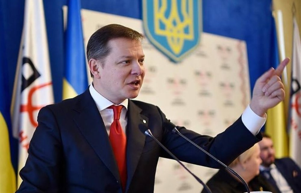 Ляшко потребовал от Порошенко разорвать дипломатические отношения с Россией