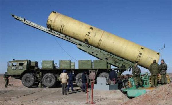 """А235 """"Нудоль"""" - НАТО считает это самым опасным оружием против их баллистических ракет и спутников"""