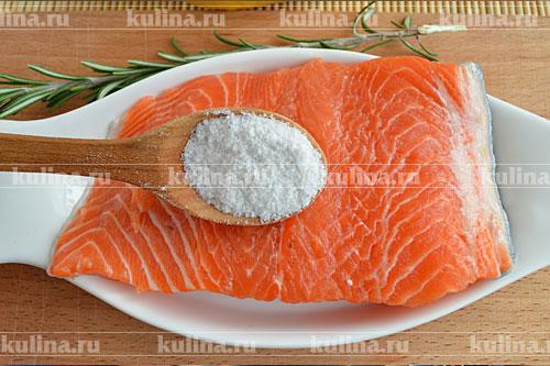 Как замариновать лосось в домашних условиях