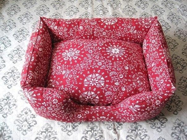 Диван-лежак для любимого питомца