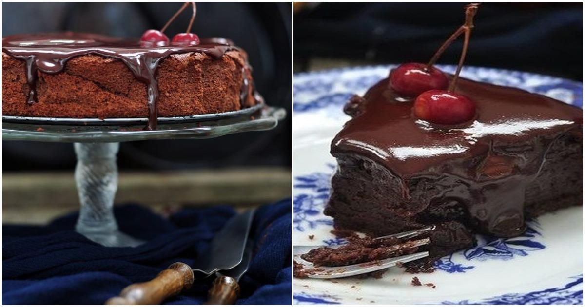 Королевский десерт: великолепный торт «Царица Савская»