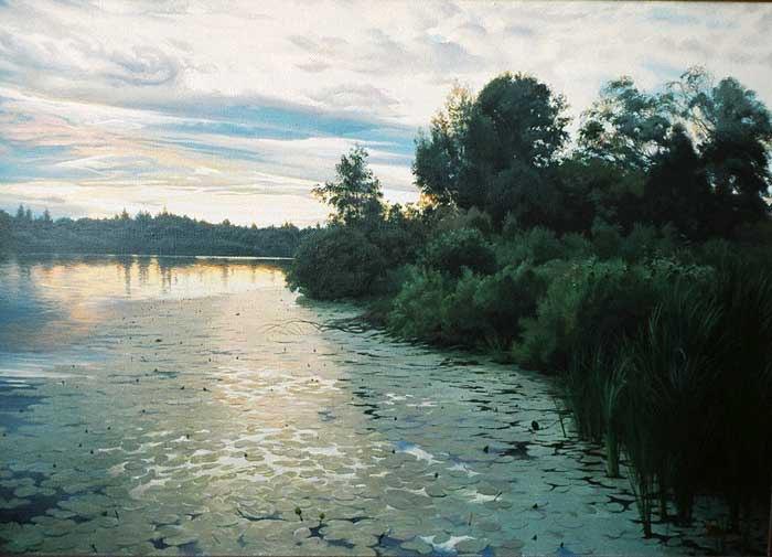 пейзажи Айрат Гайфуллин – 02