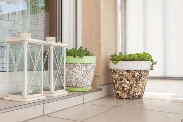 Невероятные идеи, как устроить сад прямо у себя на балконе.
