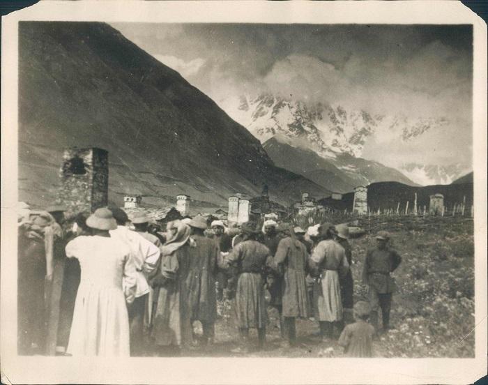 Новые советские порядки на Северном Кавказе, 1931 год.