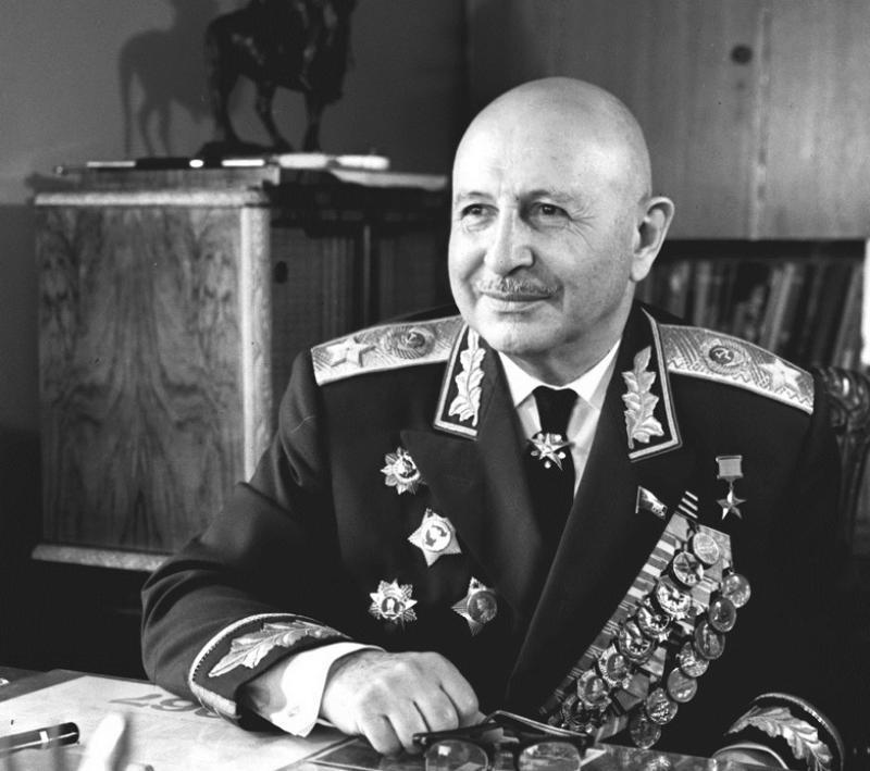 Как маршал Баграмян победил латышских националистов
