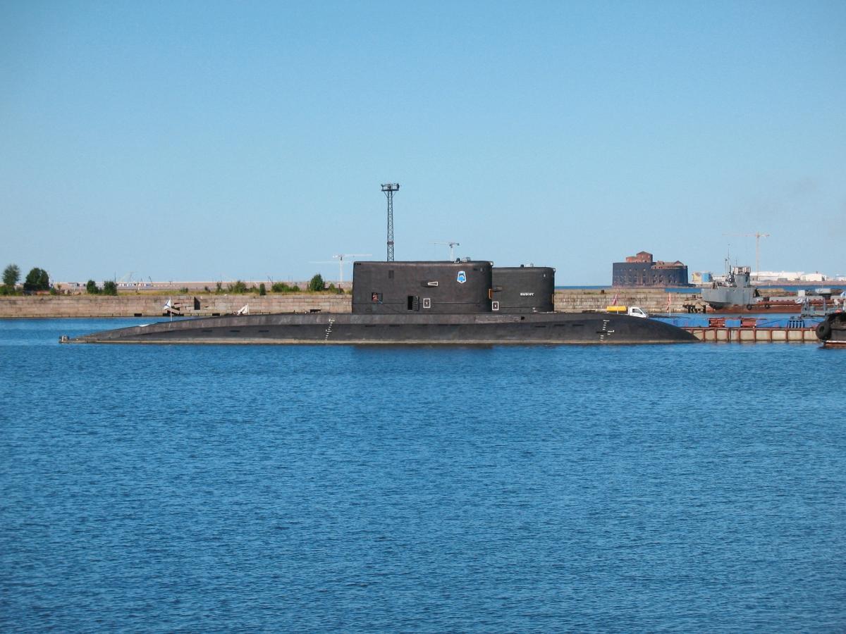 Одна российская субмарина может уничтожить целый континент